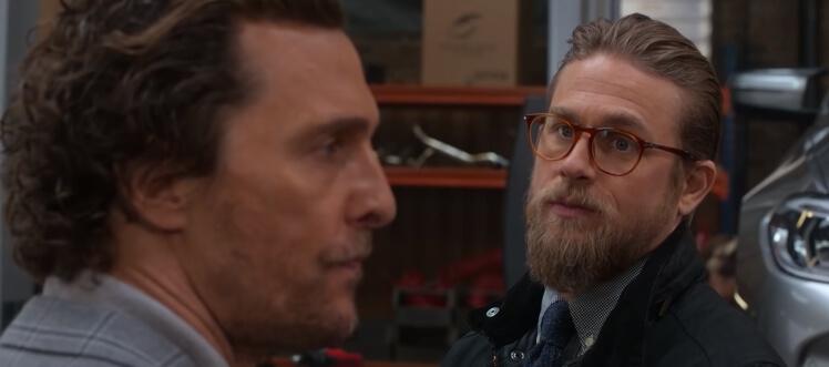 """На фото кадр из фильма """"Джентльмены"""" 2020"""