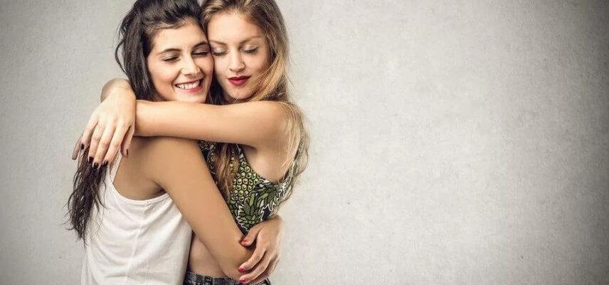 Две Подруги Любят Путешествовать