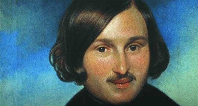 На фото изображен Николай Гоголь.