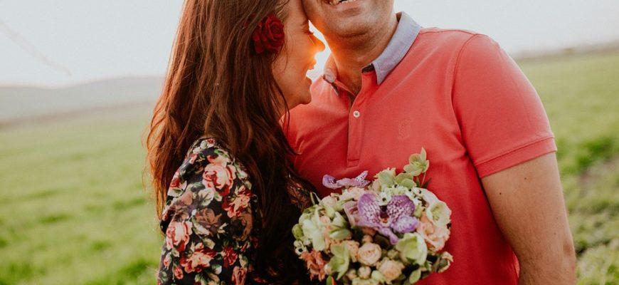 Счастливая пара. Какие выбрать цитаты про любовь и счастье.