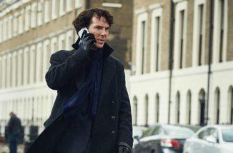 """Кадр из сериала """"Шерлок"""". Где найти цитаты из любимого детектива."""