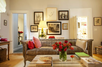 Гостиная. Где найти красивые цитаты про порядок и чистоту в доме.