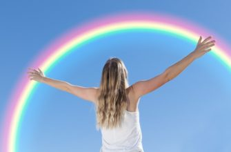 Радуга в небе. Где найти красивые цитаты про радугу после дождя.